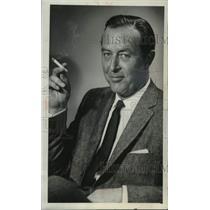 1959 Press Photo Ray Milland - mjc31815
