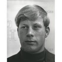 1970 Press Photo New Milwaukee Brewer baseball player, Bill Mosser - mjt13960
