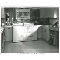 1966 Press Photo Washing Machines Ultimate Laundry Room