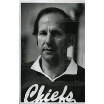 1978 Press Photo Bob Jurci of the Waukesha YMCA Volleyball Team - mjt12821