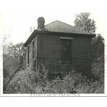 1979 Press Photo Old Jail in Townley, Alabama - abna41249