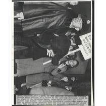 1937 Press Photo Strike American Newspaper Guild - RRX93367