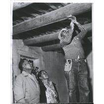 1963 Press Photo Hopi Electricity Keams Canyon - RRX88711