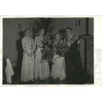 1931 Press Photo South Carolina Delegates Navy Hotel - RRX81307