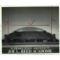 Press Photo Joe L. Reed Acadome at Alabama State University - abna45490