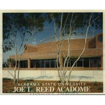 Press Photo Color Image of Alabama State University's Joe L. Reed Acadome