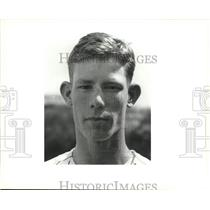Press Photo Buddy Turnage of Hannan - nob46044