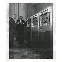 1962 Press Photo Adams Home Federal Saving Loan State - RRW40683