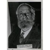 1935 Press Photo Adolphus W. Greely American Explorer - RRW95863