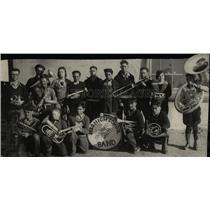 1931 Press Photo Gees Colo Hi Acheel Band - RRX62083