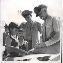 1953 Press Photo The Glenn Miller Story Maclane Chicago - RRX89261