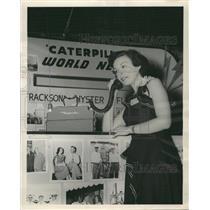1948 Press Photo Two Way Radio Operation Business - RRW51157