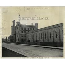 1943 Press Photo Joliet Prison Correctional Center - RRX67021