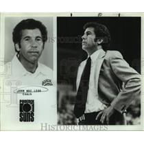 1980 Press Photo Phoenix Suns basketball coach John MacLeod - sas18189