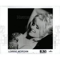 "Press PhotoLoretta Lynn ""Lorrie"" Morgan country singer"