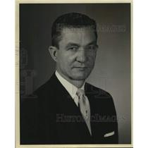 1953 Press Photo San Antonio-based FBI special agent J. Myers Cole - sas18333