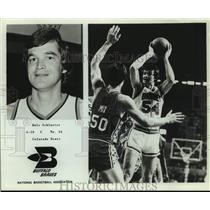 Press Photo Buffalo Braves basketball player Dale Schlueter - sas17814