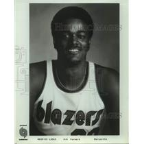 Press Photo Portland Trail Blazers basketball player Maurice Lucas - sas17625