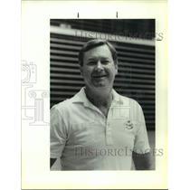 Press Photo Texas-San Antonio assistant coach Gary Marriott - sas17588