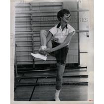 1968 Press Photo Joan Charlson Physical Fitness Teacher - RRW25569
