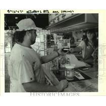 1992 Press Photo Louisiana lottery - nob71630