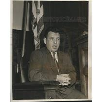 Press Photo Ptn. Walter Knott, NOPD - nob75073