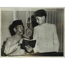 1961 Press Photo International Koran Reading Competition in Kuala Lumpur
