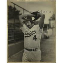 Press Photo San Antonio Dodgers Baseball Player Don Stanley - sas19809