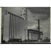 1935 Press Photo Centennial Flour Mills, Spokane, Washington - spb22565