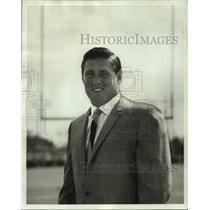 1968 Press Photo New Orleans Saints football player Bill Kilmer - nos17857