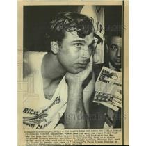 1971 Press Photo Pittsburgh Pirates baseball player Richie Hebner - nos17425