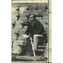 1972 Press Photo Pittsburgh Pirates baseball player Richie Hebner - nos17424