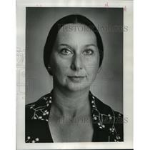 1976 Press Photo Shirley Hill Witt, U.S. Commission on Civil Rights, Denver