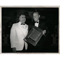 1967 Press Photo Sherman Finesilver Honor Award Denver