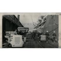 1950 Press Photo First War Dead Korea Gen. E.T. Collins - RRY59003
