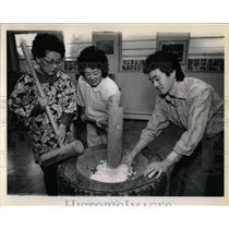 1990 Press Photo Japanese Foods - RRW56263