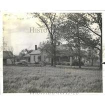 1938 Press Photo Curry Farming
