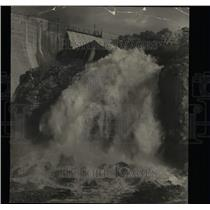 1935 Press Photo Barker Meadow Dam Nederland Colorado - RRX65291