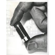 1957 Press Photo Radio Pill - RRW37775