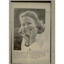 1975 Press Photo Princess Christine Engaged - RRX66425