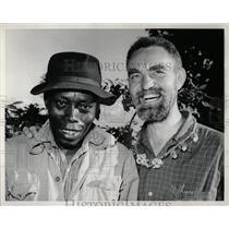 1955 Press Photo Detroit Atty Isadore A. Berger - RRW89605