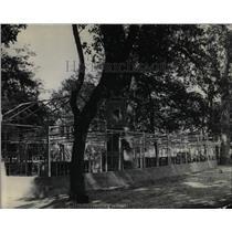 1930 Press Photo Denver City Park Zoo - RRX76381