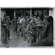 1959 Press Photo Nicaragua Rebel Troops - RRX79511