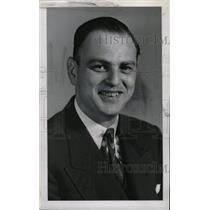 1945 Press Photo Alfred Mayas Former Chief.Air Force - RRW74039