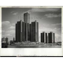 1987 Press Photo Exterior Renaissance Sen Plaza - RRW88781