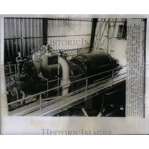 1955 Press Photo Argonne National Laboratory Idaho - RRX21761