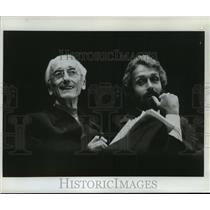 1976 Press Photo Jacques & Philippe Cousteau - mja75451