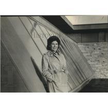 1980 Press Photo Jame Schaefer, Safe Haven, Ltd. in Sheboygan - mjb96930