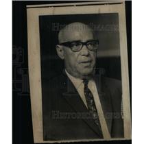 1972 Press Photo Ron Leonia Former President Venezuela - RRX47683