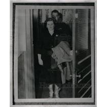 1954 Press Photo Mrs. Donald J. Ritchie - RRX59555